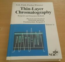 Jork: Thin-Layer CHROMATOGRAPHY: Reagents and Detection Methods, Volume 1a