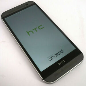 HTC One M8   Smartphone   von 2014   Android 6   16 GB ►mit Rechnung