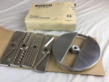 """PARTS: Bosch Kitchen Machine Universal UM3 MUM """"SLICER Slice BLADES"""" Grob Fein"""