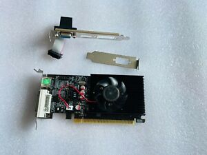 GT730 2GB Graphics Card 64 Bit DDR3 GT 730 2GB D3 DVI VGA HDMI Video Cards PCI-E