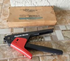 New listing Thomas & Betts L-300C Cable Tie Installation Tool Steel Construction 120-175 lbs