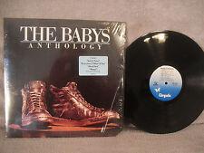 The Babys, Anthology, Chrysalis Records CHR 1351, 1981, Pop Rock