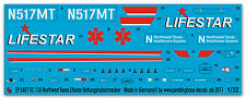 Peddinghaus 2407 1/32 EC 135 Northwest Texas Lifestar Rettungshubschrauber