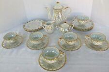 Antique Porcelain Tea Set PETE 22 Pc.