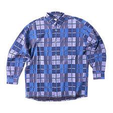 Karierte klassische Signum Herrenhemden aus Baumwollmischung