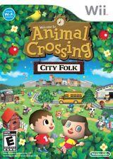 Animal Crossing: City Folk - Nintendo  Wii Game