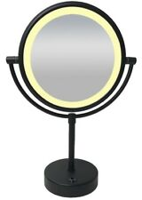Sanifun miroir cosmétique Nero 20 B.
