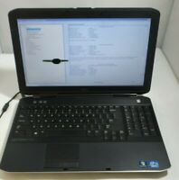 "Dell Latitude E5530 15"" i3-3110m 2.4GHz 4GB RAM *Parts Only* Powers On"