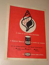 MOBIL OIL GAS SPECIAL=ANNI '50=PUBBLICITA=ADVERTISING=WERBUNG=498