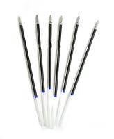 10 schwarze Kugelschreiberminen für alle gängigen Kugelschreiber Mine Minen Kuli
