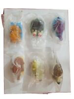 Kellogg's Cereal 2005 Ice Age 2 The Meltdown Ice Sliders Roller Toys