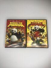 Kung Fu Panda 1 & 2 DVD (B3)