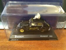 Altaya 1/43 Scale Peugeot 202 - Michelin Collection - Boxed