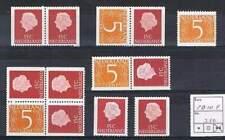 Alle combinaties uit PB10F (7 stuks) Postfris MNH