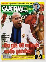 GUERIN SPORTIVO 32-2002 RONALDO INTER COCO CARBONE RUI COSTA ZEMAN