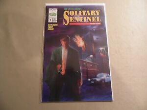 Green Hornet Solitary Sentinel #1 (Now Comics 1992) Free Domestic Shipping