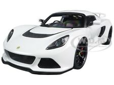 LOTUS EXIGE S WHITE 1:18 MODEL CAR BY AUTOART 75383