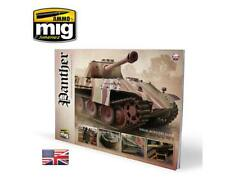 AMMO OF MIG PANTHER VISUAL MODELERS GUIDE AMIG6092
