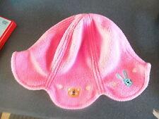 BABY'S GIRL'S  ( ladybird ) PINK HAT