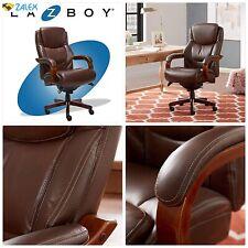 La Z Boy Delano Big Amp Tall Executive Office Chair High Back Ergonomic Lumbar S