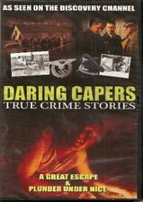 , Daring Capers True Crime Stories - A Great Escape / Plunder Under Nice, Like N