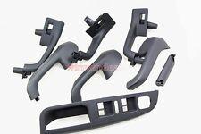 Interior Door Grab Handle Cover Trim & Switch Bezel For VW GOLF JETTA MK5