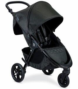 Britax B-Free Stroller in Black Shimmer Brand New Free Shipping!!
