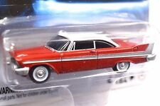 PLYMOUTH FURY 1958 CHRISTINE FILM CAR AUTOWORLD SS6401 1:64 STEPHEN KING
