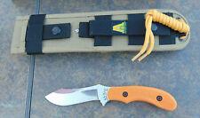 Kabar Johnson Adventure 5602 Piggyback Knife, NIB, U.S.A. Made, free shipping