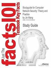 Studyguide for Computer Network Security: Theory and Practice by Wang, Jie, ISBN