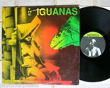 IGUANAS  – Reptiles, Lust and Dogs  LP  Midnight Records  – MIR LP 136