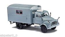 Busch 50808, Hanomag AL 28 MKW »Grigio«, H0 Auto Modello 1:87
