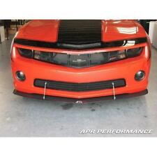 APR Performance Carbon Fiber Front Wind Splitter w/ Rods Chevy Camaro SS 10-13