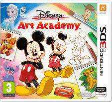 Disney Art Academy Nintendo 3DS IT IMPORT NINTENDO