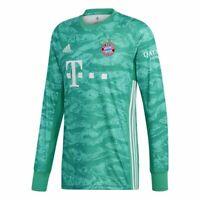 Adidas FCB FC Bayern München Torwartshirt Heim Torwarttrikot 2019 2020 Kinder