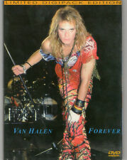 VAN HALEN - FOREVER (1978 to 1984 DAVID LEE ROTH) - DVD DIGIPAK - ALL PRO-SHOT
