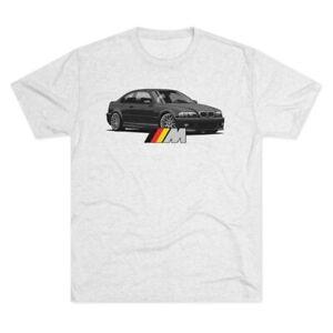 BMW M Tri-Blend T-Shirt
