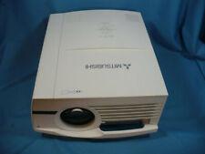 Mitsubishi WL6700U Home Theater 16:9 DVI Video Projector 21 Hours 5000 Lumens