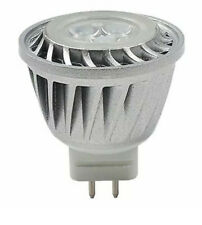 2 x Bell MR11 LED 3W = 20W 3000K warm white non-dimmable   (B5)
