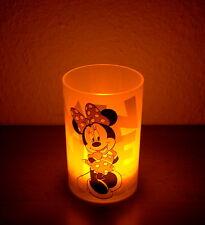 Nachtlicht Kinderlicht Nachtleuchte Kinderlampe, LED Kerze, Philips, Minni Maus