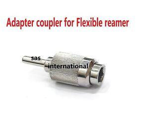 Orthopedic adapter coupler for Flexible reamer stainless steel surgical veterina