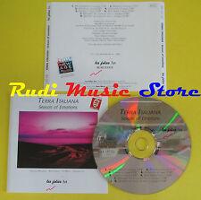 CD TERRA ITALIANA SEASON OF MOTION compilation 89 (C2)no lp mc dvd vhs