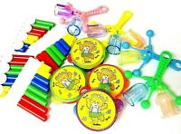 12 Pc Mix Musical Toys Bag Birthday Party Favors souvenirs gadget giveaways gift