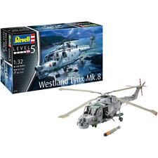 Revell Westland Lynx Mk.8 Model Kit (Level 5) (Scale 1:32) - 04981 - NEW