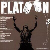 PLATOON SOUNTRACK CD NEUWARE