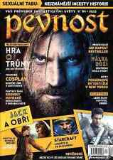 GAME OF THRONES 3 Nikolaj Coster-Waldau AKIRA Pevnost Magazine