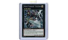 Heroic Champion - Excalibur CT09-EN002 Secret Rare Ltd Ed YuGiOh Card NM