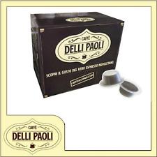 100 capsule compatibili Bialetti Delli Paoli miscela super cremosa Napoli