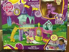 My Little Pony Crystal Princess Palace 20+pcs with FREE SHIPPING!!