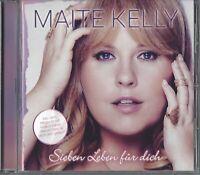 MAITE KELLY / SIEBEN LEBEN FÜR DICH - CD 2016 * NEU *